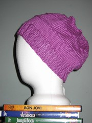 Chemo Hat in Crocus