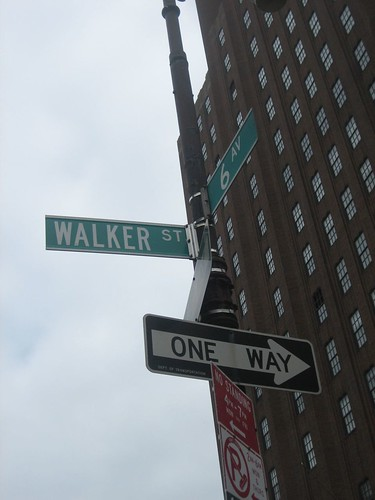 Only one way to be a Walker