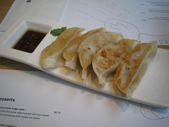 Vegetable Dumplings-Yasai Gyoza