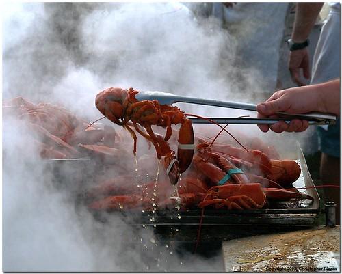 Belmar Seafood Festival 2008 by Right Brain.