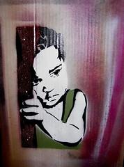 childhood (layer test on cardboard) (asboluv) Tags: boy childhood stencil cut carf laminate asbo asboluv