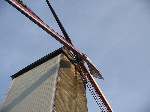 windmill, up