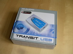M-Audio Transit USB - Packung