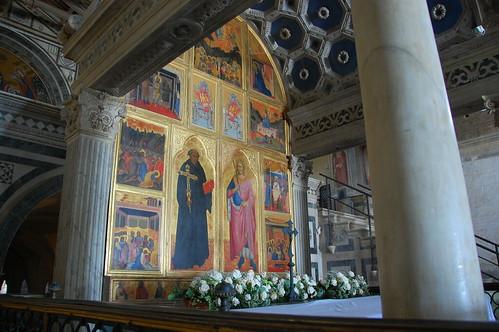 Italy Basilica di San Miniato al Monte