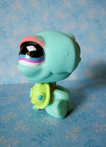 LPS: #522 TURTLE - TARTARUGHINA by unaerica.
