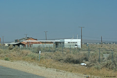 Derelict (youngwarrior) Tags: california building abandoned mojavedesert servicestation boron