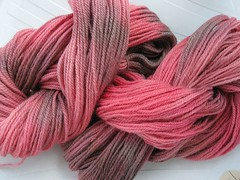 100% pure wool organic Turkish yarn, hand painted yarn, dye your own yarn, hand dyed yarn