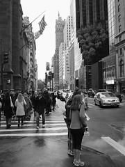 Streets Of New York # 1 (Marco Di Fabio) Tags: auto street nyc newyorkcity bw usa ny newyork building byn car skyscraper strada unitedstates taxi smoke capital crowd edificio 5thavenue palace bn steam midtown estrada coche carro capitale avenue grattacielo palazzo vapor blackdiamond palacio nuevayork acera fumo rascacielos fifthave thebigapple streetsofnewyork caje folla vapore blackwhitephotos lagrandemela diamondclassphotographer flickrdiamond lpsidestreets2