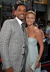 Charlize Theron will smith