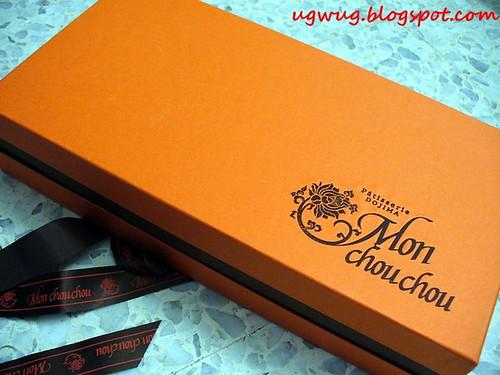 Mon Chou Chou packaging