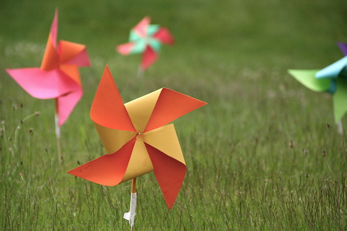 art harbor pinwheels