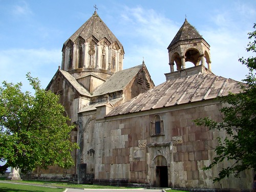 Artak Davtian님이 촬영한 Gandzasar Monastery, Karabakh, Armenia. Built in the 13th Century.
