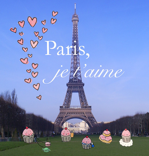 Paris, je t'aime