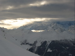 Verbier 2005/2006 (Winfried Hoffmann) Tags: 2005 schnee winter vacation snow ski mountains alps clouds favoriten schweiz switzerland skiing urlaub favorites wolken berge alpen skifahren verbier