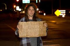 Homeless in Minneapolis