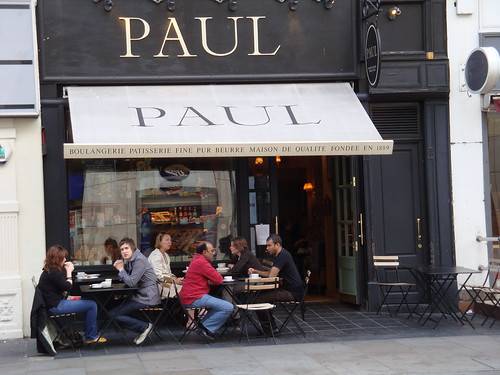 Paul in LONDON