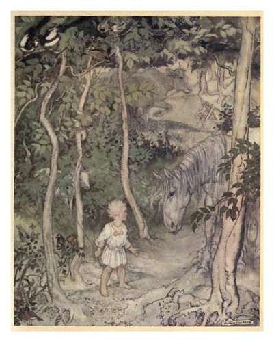 14-Irish fairy tales- Stephens, James- 1920