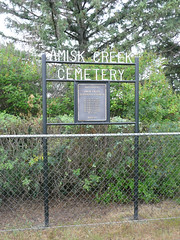 Amisk Creek Cemetery (Shonts, Alberta, Canada) Photo