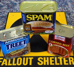 Canned Meat Trio
