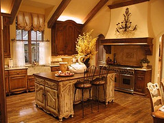 French kitchen a