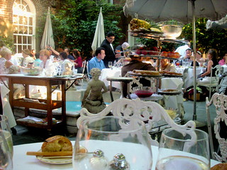 Barbetta Restaurant - in the Garden