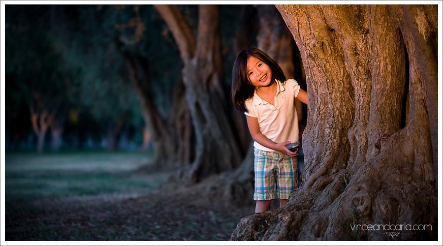 kearny park fresno yosemite california trees girl children smile