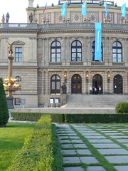 The Rudolfinum Concert Hall