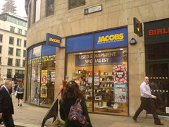 Picture of Jacobs, EC4N 6AS