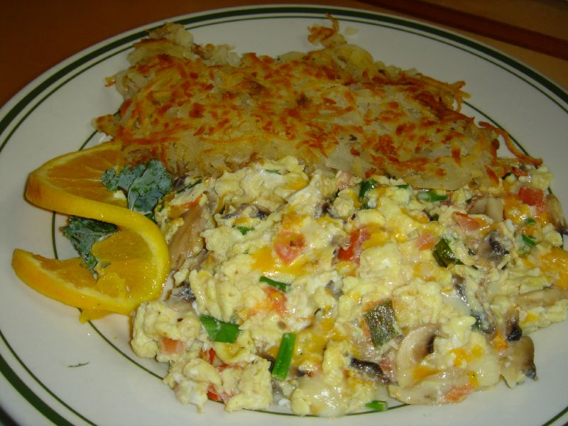 Cottage Scramble