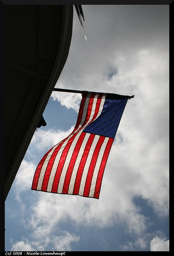 Shiny Flag