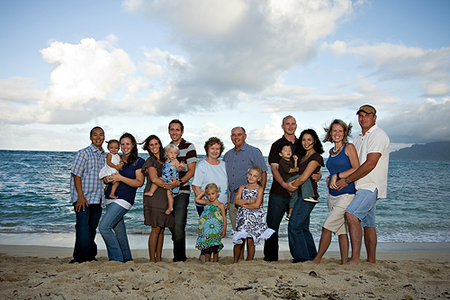 Hawaii Family Pictures-0001