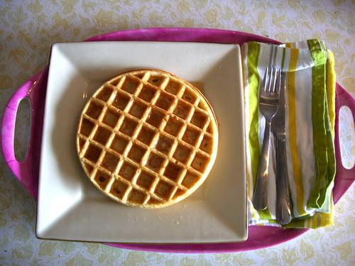 Waffle joy