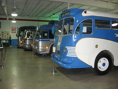 Greyhound Museum, Hibbing 3