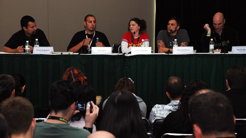 PAX Gaming and Community Panel