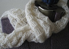 How to Make a Crocheted Mobius Scarf | eHow