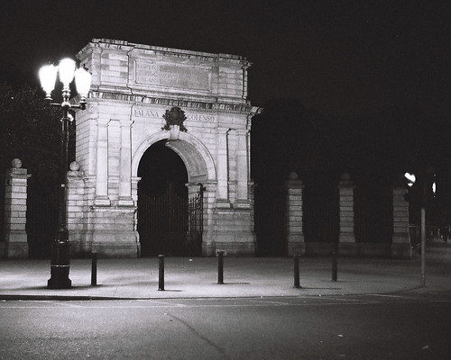 Fusiliers' Arch