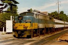 LIRR 602 (Terry Guy) Tags: railroad train seacliff trainstation lirr alco longislandrailroad glencove