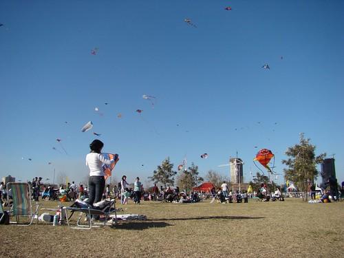 Multitud en el cielo