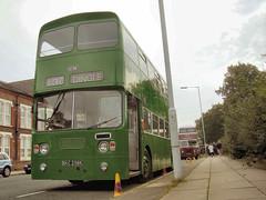 1236, BKC 236K, Leyland Atlantean PDR1 / Alexander 'AL' (TokyoRoad) Tags: park bus al double deck birkenhead alexander 2008 pdr leyland atlantean 1236 pdr1 bkc236k merseytravelfestivaloftransport