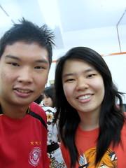 Me & Ching Ying
