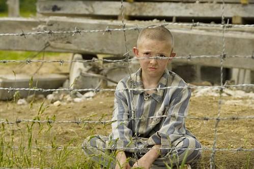 El niño con el pijama de rayas (7) por ti.