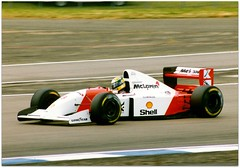 Ayrton Senna Mclaren Ford MP4/8 F1. 1993 British GP Silverstone (Antsphoto) Tags: uk classic ford car speed williams lotus kodak britain champion f1 historic 1993 grandprix silverstone mclaren formulaone british motorsports formula1 senna motorracing 1990s gp motorsport racingcar autosport ayrton worldchampion ayrtonsenna carracing racingdriver toleman f1car formulaonecar britishgp canoneos600 gpcar mp48 worldcars f1worldchampionship antsphoto fiaformulaoneworldchampionship anthonyfosh canoneos60035mm
