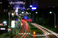 tokyo nights - roppongi tunnel (Vladimir Zakharov  ) Tags: japan night tokyo roppongi nohdr nothdr nikond80