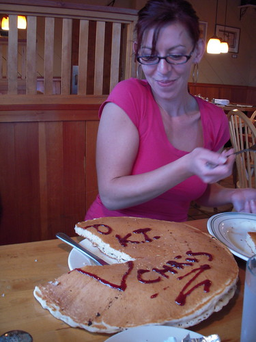 KT and the Pancake