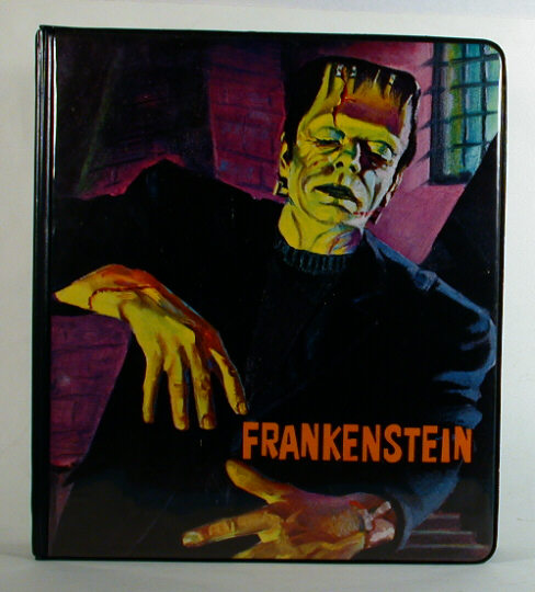 frankenstein_binder