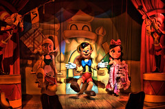 Disney - There Are No Strings On Me - Pinocchio\'s Daring Journey