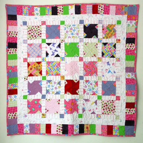 Cali's Baby Quilt