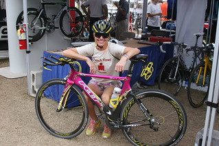 Michellie Jones 2008 Ironman Bike