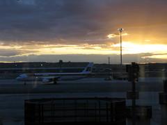 Avion despegando hacia el norte (by jmerelo)