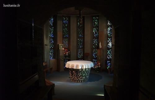 Bonita decoração da igreja